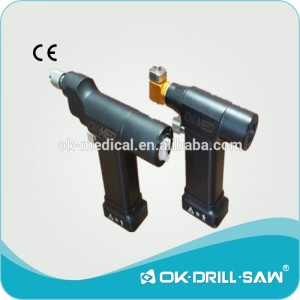 Medical Battery Bone Saw Drill for orthopedic