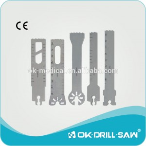 Orthopedic Power Tools Blades